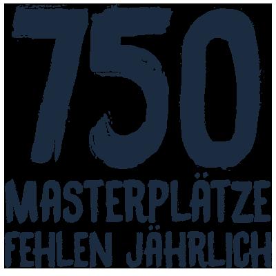 750 Psychologie-Masterplätze fehlen jährlich
